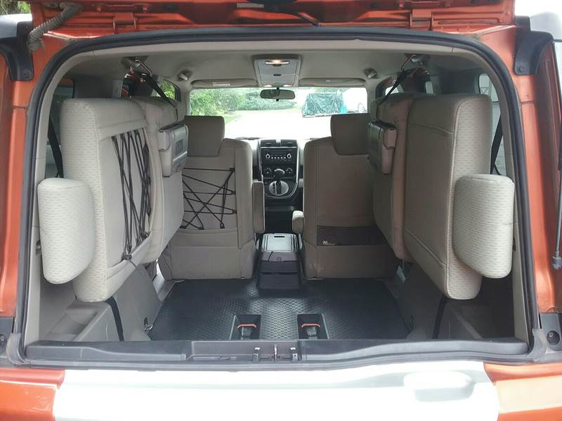 2010 Honda Element AWD EX 4dr SUV 5A - Plain City OH