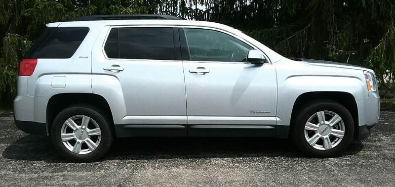 2014 GMC Terrain SLE-2 4dr SUV - Plain City OH