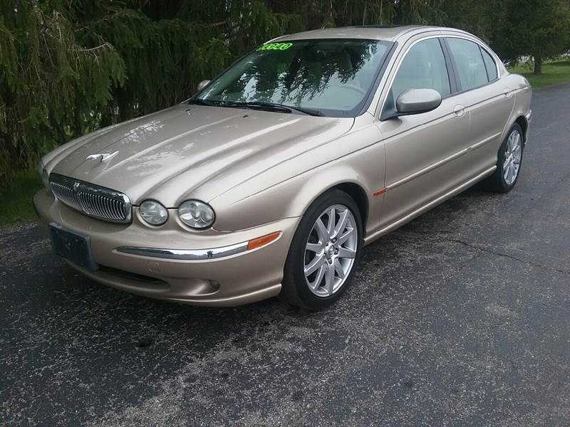 2004 Jaguar X-Type AWD 3.0 4dr Sedan - Plain City OH