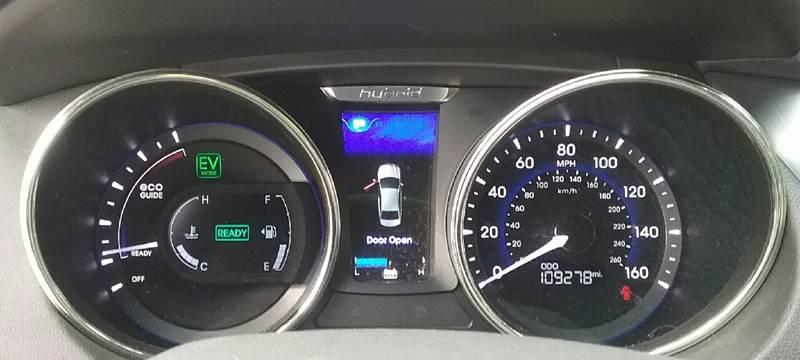 2011 Hyundai Sonata Hybrid 4dr Sedan - Plain City OH