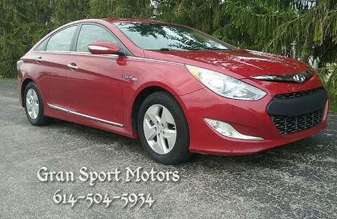 2011 Hyundai Sonata Hybrid for sale in Plain City, OH