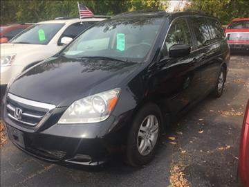 2007 Honda Odyssey for sale in Green Bay, WI
