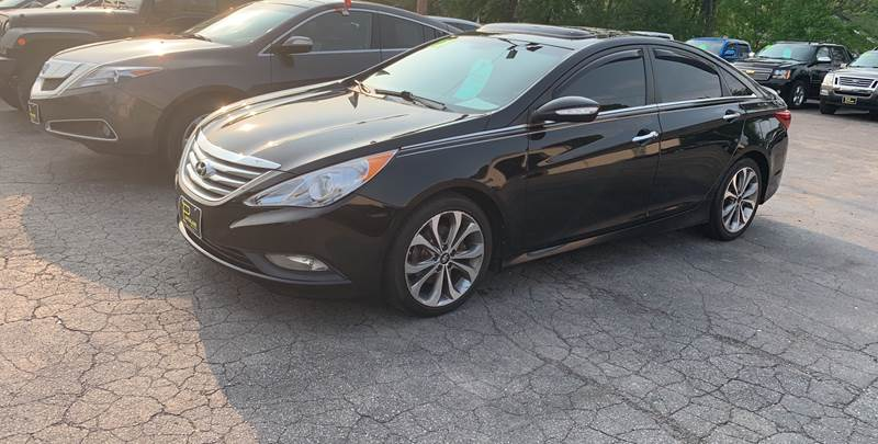 2014 Hyundai Sonata Limited 2 0t 4dr Sedan In Green Bay Wi