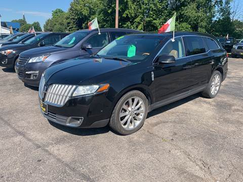 Lincoln Used Cars financing For Sale Green Bay PAPERLAND MOTORS