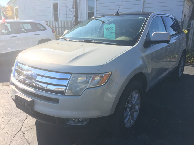 Ford Edge Sel Dr Suv Green Bay Wi