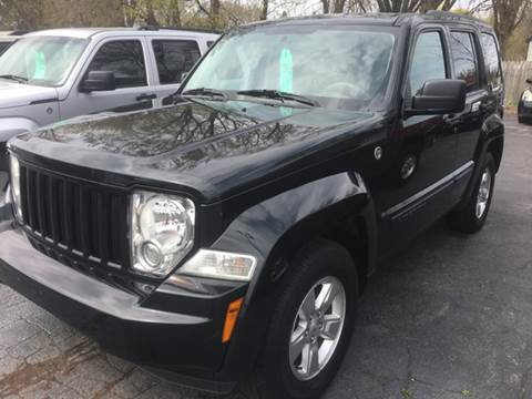 2012 Jeep Liberty for sale in Green Bay, WI