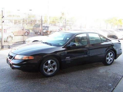 2002 Pontiac Bonneville for sale at Don Jacobson Automobiles in Houston TX