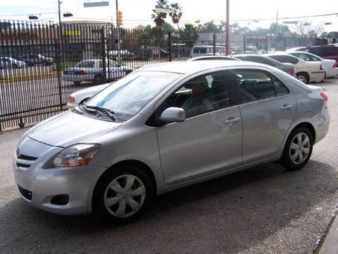 2008 Toyota Yaris for sale at Don Jacobson Automobiles in Houston TX