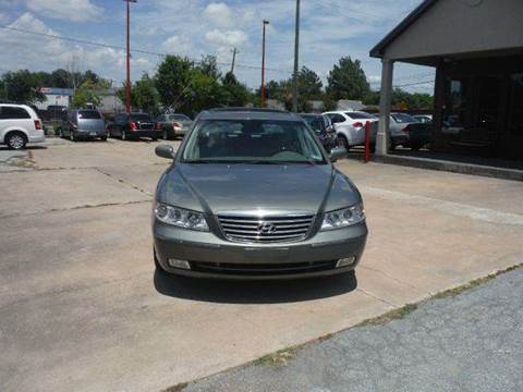 2006 Hyundai Azera for sale at Don Jacobson Automobiles in Houston TX