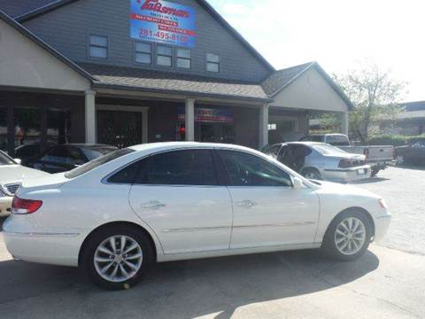 2007 Hyundai Azera for sale at Don Jacobson Automobiles in Houston TX