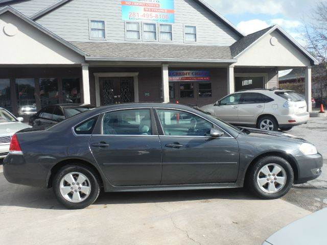 2011 Chevrolet Impala for sale at Don Jacobson Automobiles in Houston TX