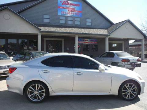2008 Lexus IS 250 for sale at Don Jacobson Automobiles in Houston TX