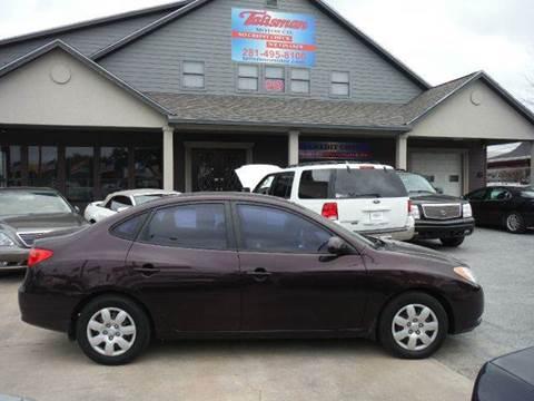 2008 Hyundai Elantra for sale at Don Jacobson Automobiles in Houston TX