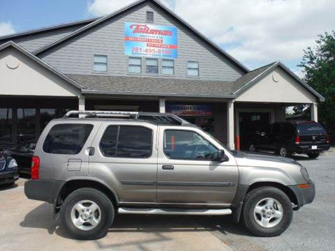 2003 Nissan Xterra for sale at Don Jacobson Automobiles in Houston TX