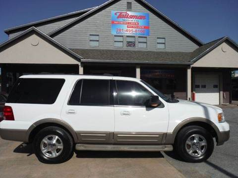 2004 Ford Expedition for sale at Don Jacobson Automobiles in Houston TX