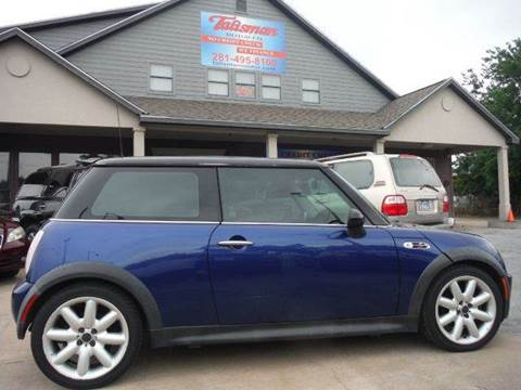 2003 MINI Cooper for sale at Don Jacobson Automobiles in Houston TX