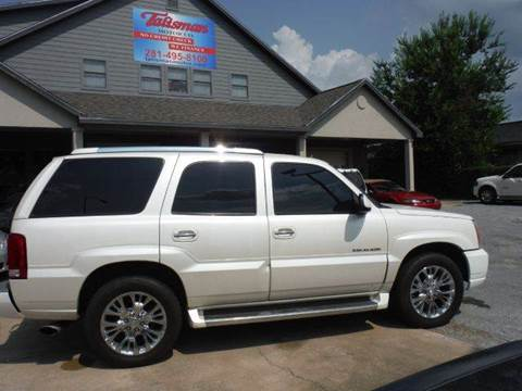 2004 Cadillac Escalade for sale at Don Jacobson Automobiles in Houston TX