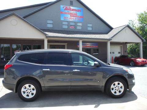 2009 Chevrolet Traverse for sale at Don Jacobson Automobiles in Houston TX