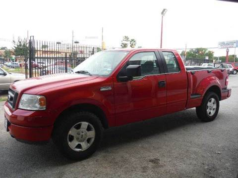 2005 Ford F-150 for sale at Don Jacobson Automobiles in Houston TX
