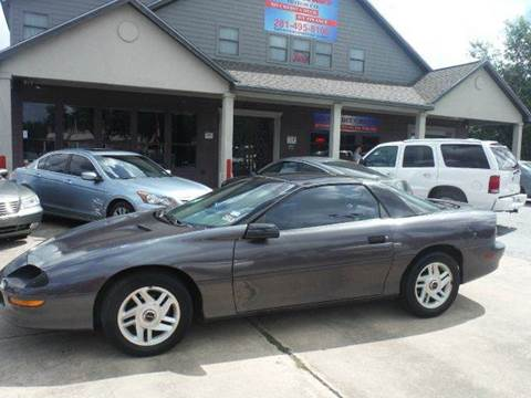 1994 Chevrolet Camaro for sale at Don Jacobson Automobiles in Houston TX