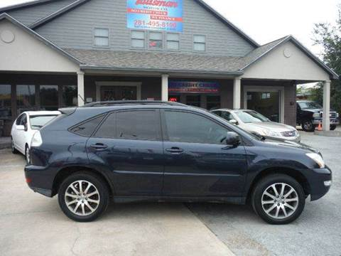 2007 Lexus RX 350 for sale at Don Jacobson Automobiles in Houston TX