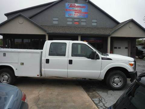2012 Ford F-350 Super Duty for sale at Don Jacobson Automobiles in Houston TX
