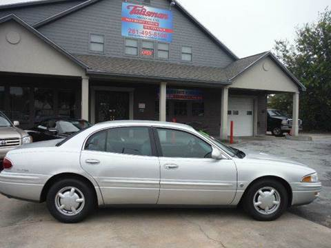 2000 Buick LeSabre for sale at Don Jacobson Automobiles in Houston TX