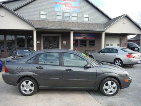 2006 Ford Focus for sale at Don Jacobson Automobiles in Houston TX