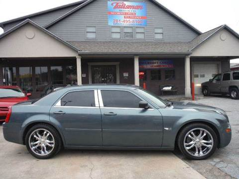 2005 Chrysler 300 for sale at Don Jacobson Automobiles in Houston TX