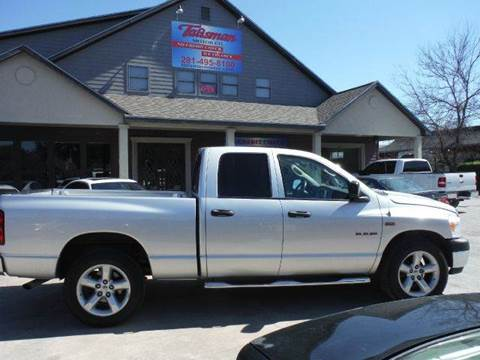 2008 Dodge Ram Pickup 1500 for sale at Don Jacobson Automobiles in Houston TX