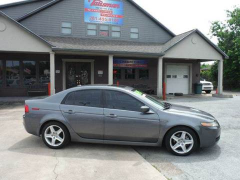 2005 Acura TL for sale at Don Jacobson Automobiles in Houston TX