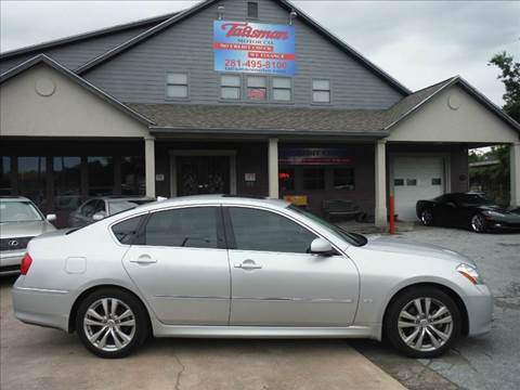 2008 Infiniti M35 for sale at Don Jacobson Automobiles in Houston TX