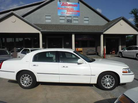 2006 Lincoln Town Car for sale at Don Jacobson Automobiles in Houston TX