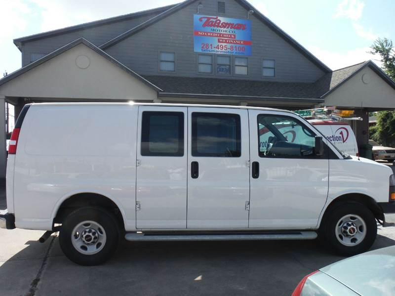 2014 GMC Savana Cargo for sale at Don Jacobson Automobiles in Houston TX