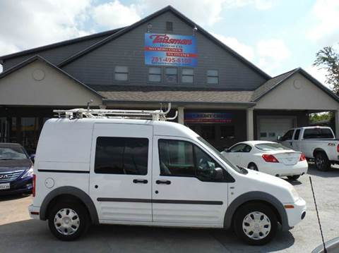 2011 Ford Transit Connect for sale at Don Jacobson Automobiles in Houston TX