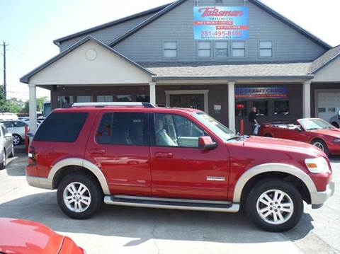 2006 Ford Explorer for sale at Don Jacobson Automobiles in Houston TX