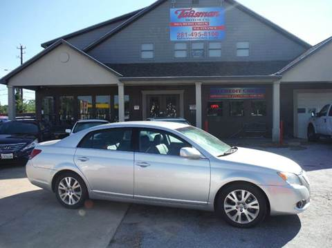 2008 Toyota Avalon for sale at Don Jacobson Automobiles in Houston TX
