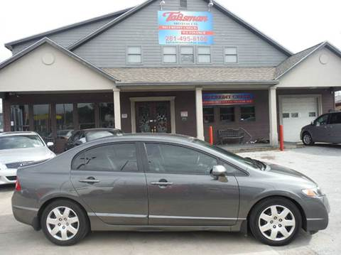 2011 Honda Civic for sale at Don Jacobson Automobiles in Houston TX