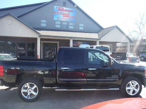 2010 Chevrolet Silverado 1500 for sale at Don Jacobson Automobiles in Houston TX