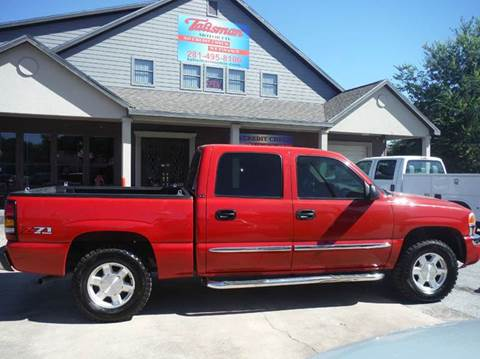 2006 GMC Sierra 1500 for sale at Don Jacobson Automobiles in Houston TX