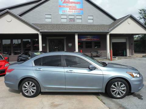 2011 Honda Accord for sale at Don Jacobson Automobiles in Houston TX
