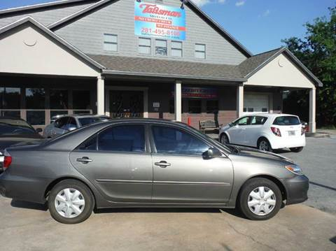2005 Toyota Camry for sale at Don Jacobson Automobiles in Houston TX