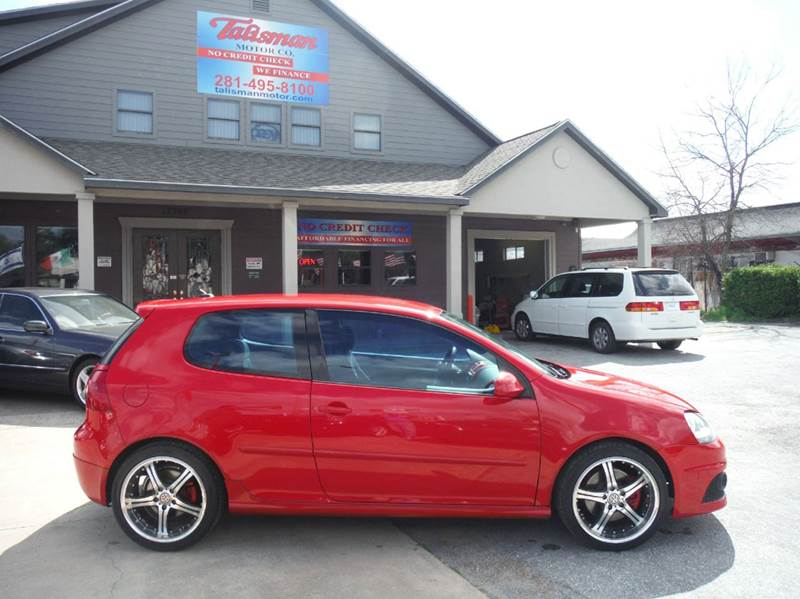 2008 Volkswagen GTI for sale at Don Jacobson Automobiles in Houston TX