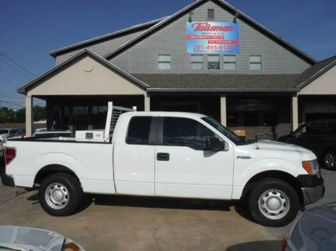 2011 Ford F-150 for sale at Don Jacobson Automobiles in Houston TX
