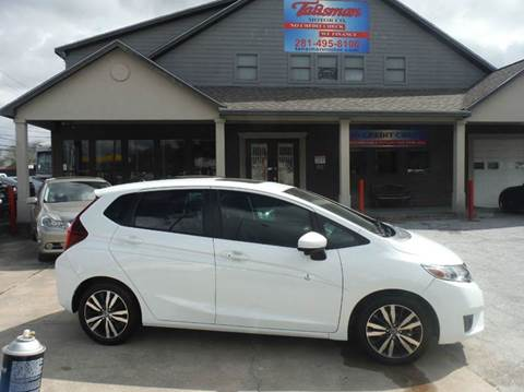 2015 Honda Fit for sale at Don Jacobson Automobiles in Houston TX