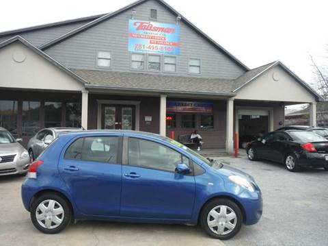 2009 Toyota Yaris for sale at Don Jacobson Automobiles in Houston TX
