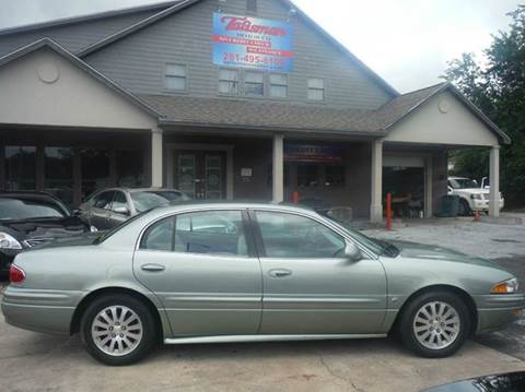 2005 Buick LeSabre for sale at Don Jacobson Automobiles in Houston TX