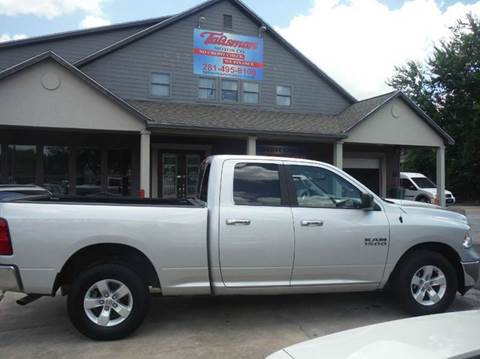 2015 RAM Ram Pickup 1500 for sale at Don Jacobson Automobiles in Houston TX