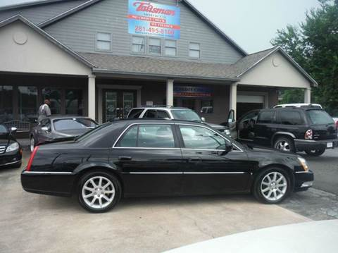 2006 Cadillac DTS for sale at Don Jacobson Automobiles in Houston TX