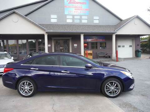 2011 Hyundai Sonata for sale at Don Jacobson Automobiles in Houston TX